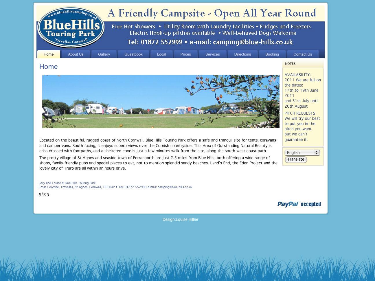 bluehills-web